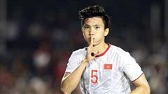 Báo Indonesia: 'Đoàn Văn Hậu có số phận cay đắng; phải trả giá vì triệt hạ Evan Dimas...'