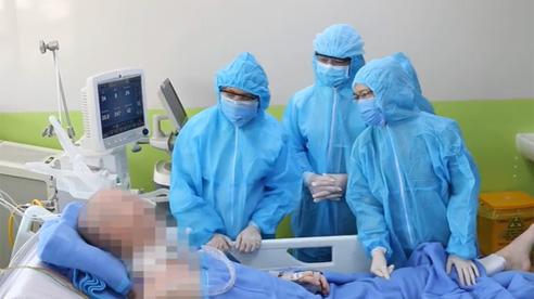 BN 436 tử vong vì viêm phổi cấp do COVID-19 trên bệnh nhân suy thận mạn giai đoạn cuối