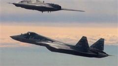 UAV khổng lồ của Nga: 'Kỳ quái' và không giống với bất kỳ vũ khí nào của Mỹ