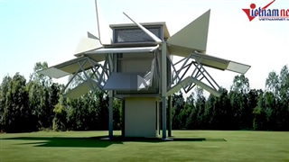 Tại sao chỉ cần ấn nút, ngôi nhà 60m2 có thể tự xây dựng trong 10 phút?