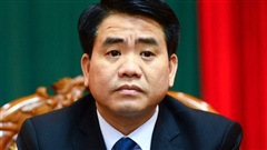 NÓNG: Đình chỉ công tác Chủ tịch TP Hà Nội Nguyễn Đức Chung