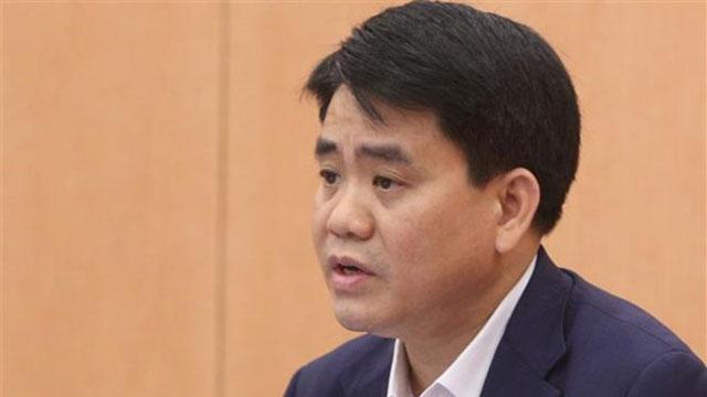 Ông Nguyễn Đức Chung bị điều tra liên quan đến ba vụ án