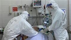 Bệnh nhân 485 tử vong vì suy thận mạn giai đoạn cuối và mắc COVID-19