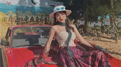 'Ngựa chiến' Hoa hậu Việt Nam 2020 đây rồi: Visual đỉnh cao, từng đóng 'Về nhà đi con' và còn làm việc tại VTV