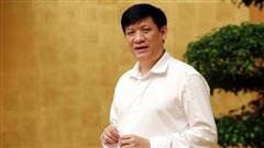 Quyền Bộ trưởng Y tế Nguyễn Thanh Long: Chùm ca bệnh Covid-19 ở Hải Dương 'rất đáng ngại'