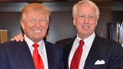Em trai Tổng thống Mỹ Donald Trump qua đời