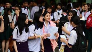 Chỉ 0,58 điểm/môn vẫn trúng tuyển vào lớp 10 ở Thanh Hóa
