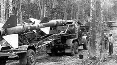Tên lửa chiến đấu ở phía Tây Trường Sơn