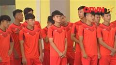 U19 Việt Nam hướng tới triết lý chơi bóng nhỏ và kiểm soát bóng