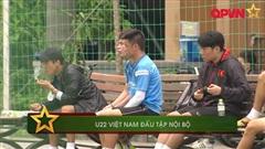 Điểm tin 25/8: Chiêm ngưỡng những bàn thắng đẹp mắt trong trận đấu tập của ĐT U22 Việt Nam