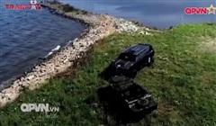 Nga tung ra mẫu xe bọc thép lội nước mới