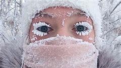 Ngôi làng lạnh nhất thế giới: Âm 62 độ, nhiệt kế vỡ vì quá lạnh