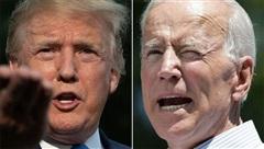 Ông Trump thách ông Biden xét nghiệm ma túy vì phát hiện 'điểm bất thường' trong buổi tranh luận