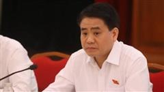 Ông Nguyễn Đức Chung bị khởi tố, bắt tạm giam