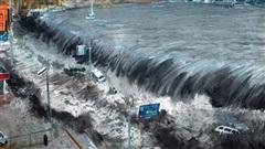 Những cơn sóng thần khổng lồ gieo 'chết chóc' đến từ đâu?