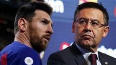 Nếu Messi ở lại Barca, Chủ tịch Bartomeu sẵn sàng từ chức