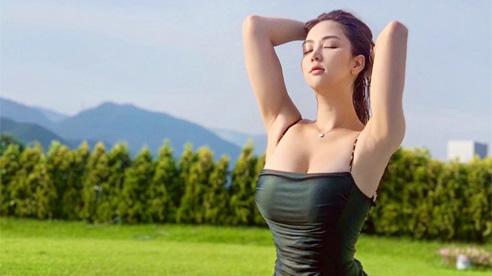 Bí quyết sở hữu đường cong hoàn mỹ như tạc tượng của người đẹp instagram nổi tiếng xứ kim chi