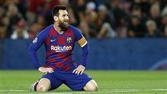 Barcelona đồng ý bán Messi cho Man City