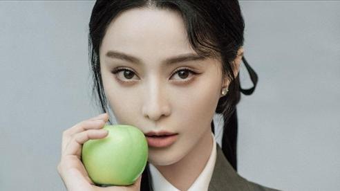 Cầm táo xanh cứ ngỡ là phù thủy nhưng nhan sắc Phạm Băng Băng đã chứng tỏ nàng chính là cô công chúa đài các!