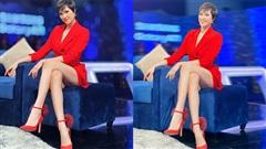 Nghiện khoe chân nhưng loạt sao Việt lại quên mang theo phụ kiện 'phòng thân', gây phản cảm với váy siêu ngắn