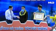 Vinh danh 10 kỹ sư, công nhân ưu tú đạt Giải thưởng Tôn Đức Thắng