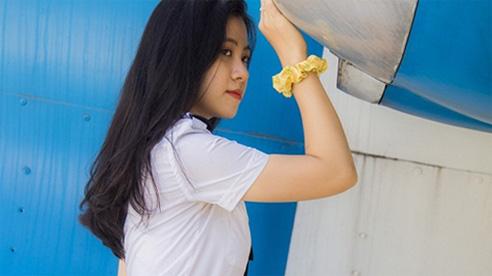 Nữ sinh hàng không TOEIC 800 thi Hoa hậu VN 2020