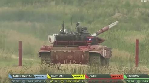 TƯỜNG THUẬT: Đội tuyển xe tăng VN giành HCV Tank Biathlon tại Hội thao Quân sự Quốc tế - Army Games 2020