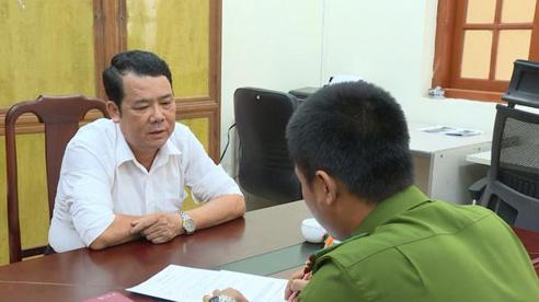 Vụ giám đốc công ty bảo vệ rút súng dọa tài xế ở Bắc Ninh: Cảnh sát thu súng, 3 viên đạn