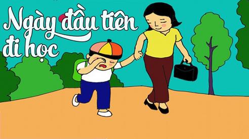 Ca khúc ngày mới: Ngày đầu tiên đi học