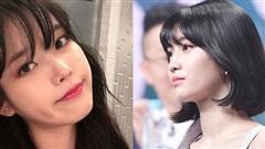 10 idol Hàn cứ để tóc đen truyền thống là xinh lịm tim: Người dịu dàng, người đẹp như tiên tử
