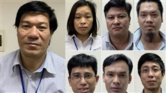 Đề nghị truy tố cựu Giám đốc CDC Hà Nội và đồng phạm vụ 'thổi giá' máy xét nghiệm Covid-19