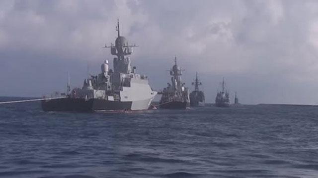 Bị Mỹ 'bỏ rơi', Thổ Nhĩ Kỳ cầu cứu Nga: Moscow cấp tốc đưa tàu chiến vào Địa Trung Hải