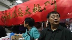 Võ sư 'đánh đâu thua đó' của Trung Quốc gây xôn xao với màn biểu diễn 11 cú đấm trong 1 giây