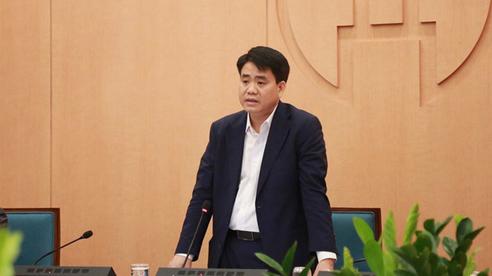 Gia đình ông Nguyễn Đức Chung đang làm thủ tục xin tại ngoại để điều trị bệnh