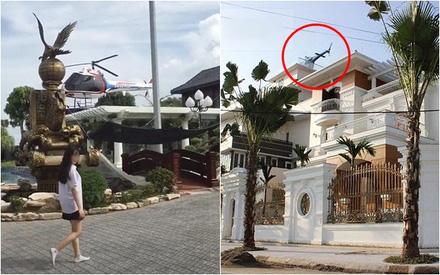 Sự thật bất ngờ về clip cô gái trẻ bước ra từ biệt phủ sang trọng có trực thăng đậu trên nóc: Thì ra là một nơi ai cũng có thể vào tại Hải Dương