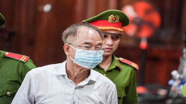 CLIP: Bị cáo Nguyễn Thành Tài nhắn nhủ trước phán quyết cuối cùng