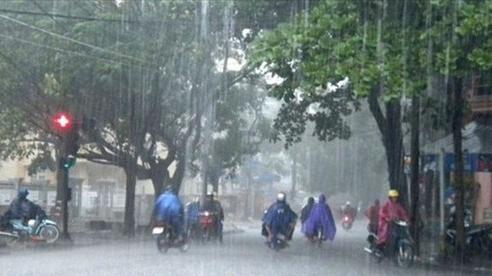 Dự báo thời tiết 19/9, Bắc Trung bộ, Đông Bắc và đồng bằng Bắc bộ tiếp tục mưa to