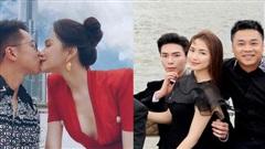 Hương Giang công khai ảnh hôn Matt Liu nhưng Hoà Minzy 'chiếm sóng' vì hành động này