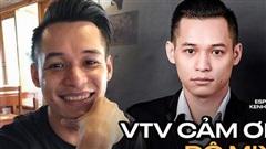 Hot: BTV Việt Hoàng và cộng sự lên tiếng cám ơn Độ Mixi ngay trên sóng truyền hình VTV