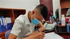 Con trai thay mẹ đăng ký hiến tạng cha để cứu người