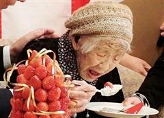 Cụ bà Nhật Bản được công nhận là người sống thọ nhất hành tinh