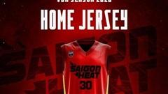 Saigon Heat công bố áo đấu mùa giải 2020: Thể hiện quyết tâm trở thành đội bóng đầu tiên bảo vệ ngôi vương tại VBA