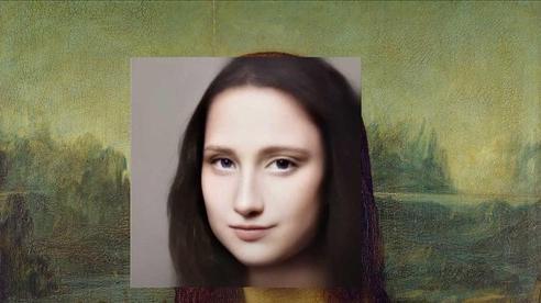 Nhan sắc thật của nàng Mona Lisa được mô phỏng hoàn hảo bằng AI