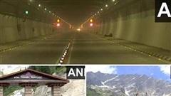 Ấn Độ xây 'hầm chiến lược' chuyển quân tới các điểm nóng quân sự
