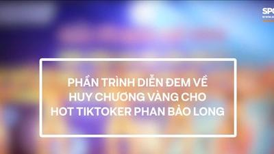 Hot TikToker Phan Bảo Long