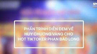 Hot TikToker Phan Bảo Long