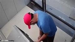 Video: Trộm dùng 'quái chiêu' rút được đống tiền ở máy ATM