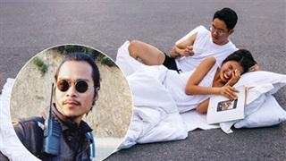Tác giả bộ ảnh cưới 'chăn gối' trên đường phố Hà Nội: Cái gì mới cũng cần thời gian