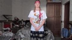 Làng võ Trung Quốc dậy sóng khi tuyệt chiêu 'roi điện' được trình diễn bởi một cô gái Nga