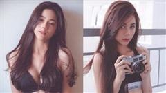 Lên hẳn báo nước ngoài vì ảnh nội y gợi cảm, hot girl Việt sở hữu số đo 3 vòng 90-60-89 khiến fan trầm trồ về nhan sắc